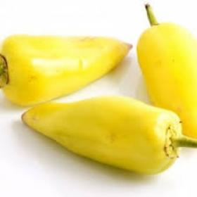 HOT CHILLI PEPPER- HUNGARIAN YELLOW WAX HOT