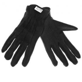 Textile gloves size 8