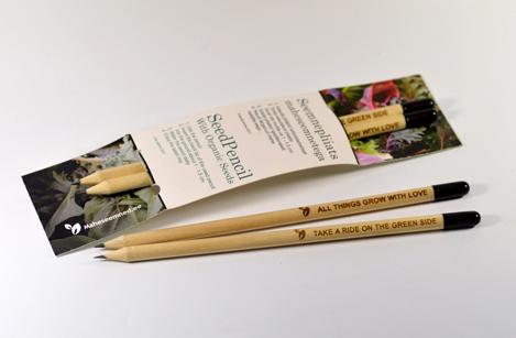 Packet - Seed pencils